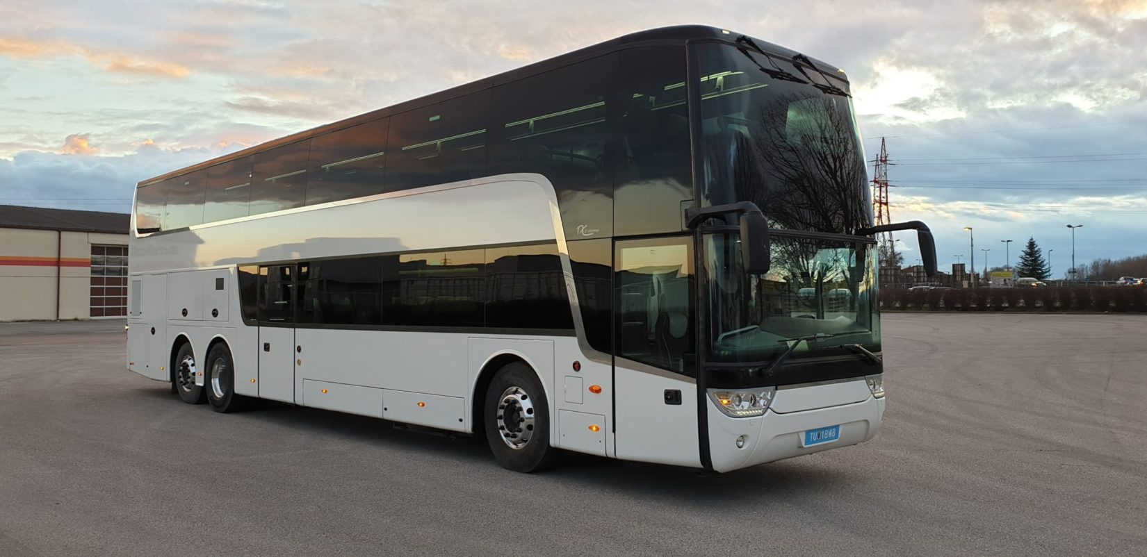 Brüder Stephan KG-Stockbus
